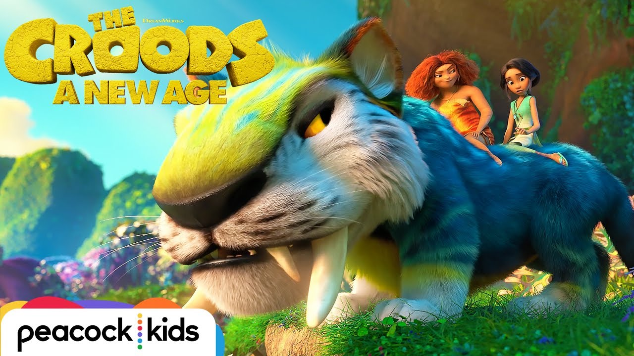 """Download THE CROODS: A NEW AGE 