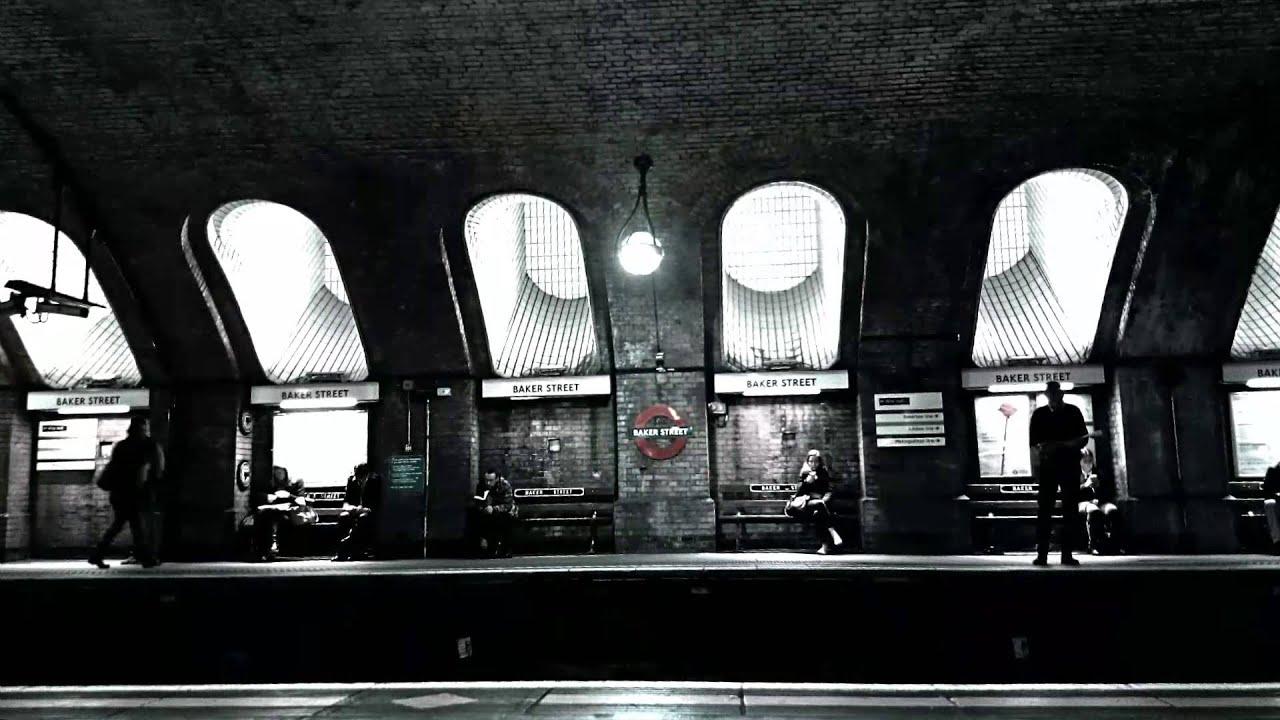 Baker Street Tube Station Through My Eyes Youtube