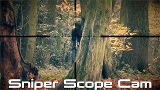 SpecReconAirsoft - Sniper scope cam #8 -  Combat Assault - TM VSR-10 - 15:11:14