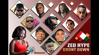 Top 10 Best January & February Zambian Songs | Zed Hype Countdown