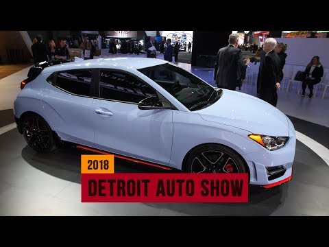275 horsepower Hyundai Veloster N is an asymmetrical GTI fighter