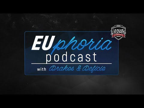 EUphoria Podcast Episode 3 | Off-Season...