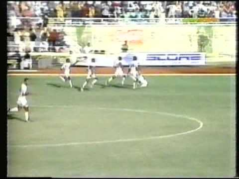 1992 October 25 Bermuda 1 Jamaica 1 World Cup Qualfiier