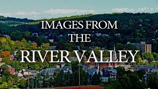 Images of the River Valley. Views of Fitchburg Mass from Victoria Lane Studios Download
