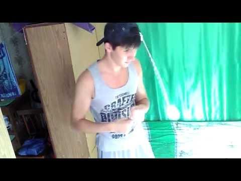 Как развить скорость реакции и удара (простой и мощный боксёрский тренажёр своими руками)