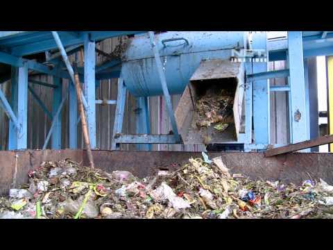NETJatim - Pengolahan Sampah di Surabaya