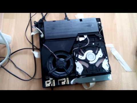 Ремонт PS3 не читает диски
