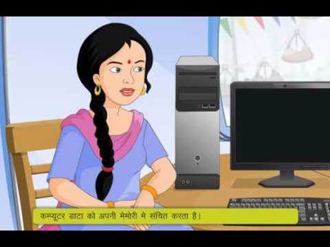 BASIC COMPUTER KNOWLEDGE IN HINDI