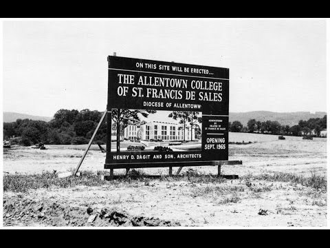 The History of DeSales University