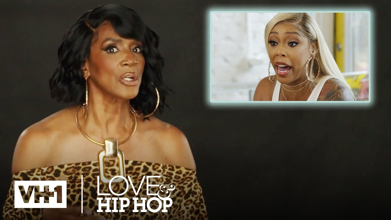 Download Momma Dee Is Coming For Bambi's Jugular! 😂 Check Yourself: Love & Hip Hop Atlanta