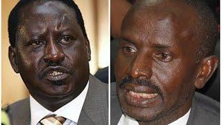 Odinga, KNUT wants 2016 KCSE probed
