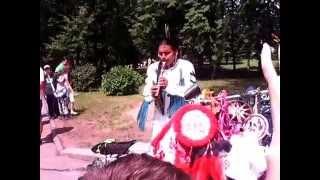 уличный чудо музыкант видео