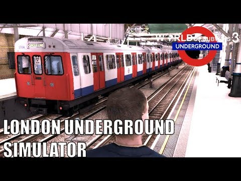 WoS 3 - The London Underground!