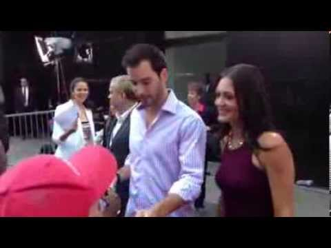 Interview 2013 bachelorette couple Desiree Hartsock and ...