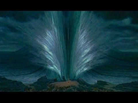Deus abre o Mar Vermelho @ O Príncipe do Egito HD #MarVermelho