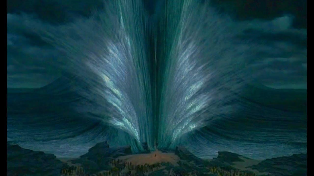 deus abre o mar vermelho o príncipe do egito hd marvermelho youtube