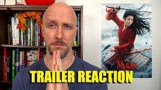 Doug's Mulan Trailer Reaction