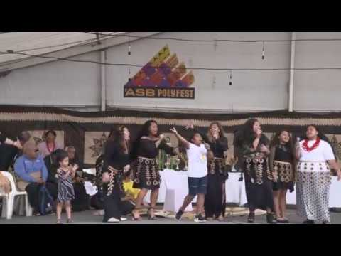 ASB Polyfest 2018 - Tongan Stage - Tonga Sisters & a Surprise Performance from the Audience