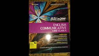 All In One English Class 10 Review