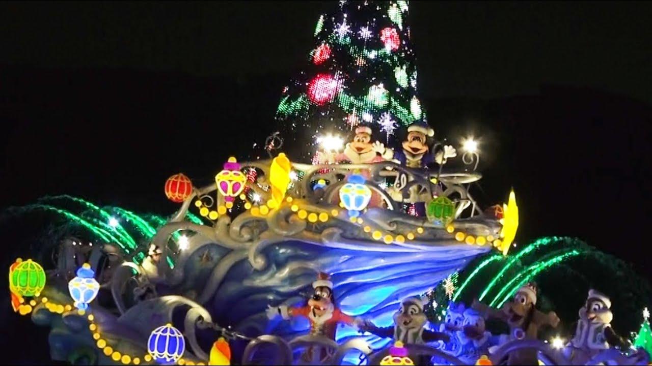 tds 初日「カラー・オブ・クリスマス」2014 ディズニーシーのクリスマス