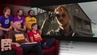 Logan Trailer | Emergency Show and Trailer September 2016