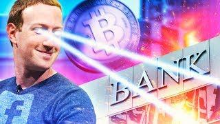 Криптовалюта Facebook уничтожит банки? / Бинанс, TRON и биткоин