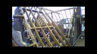 Week 12 Self Build House Time Lapse Brick Uk