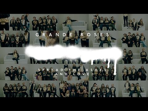 Grande Roses -  Spread The Ashes (and love)