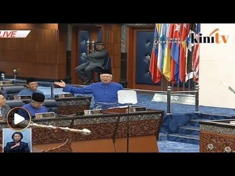 LIVE: Najib bentang Bajet 2018