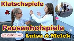 Lustige Klatschspiele & Pausenspiele | Luisa und Melek