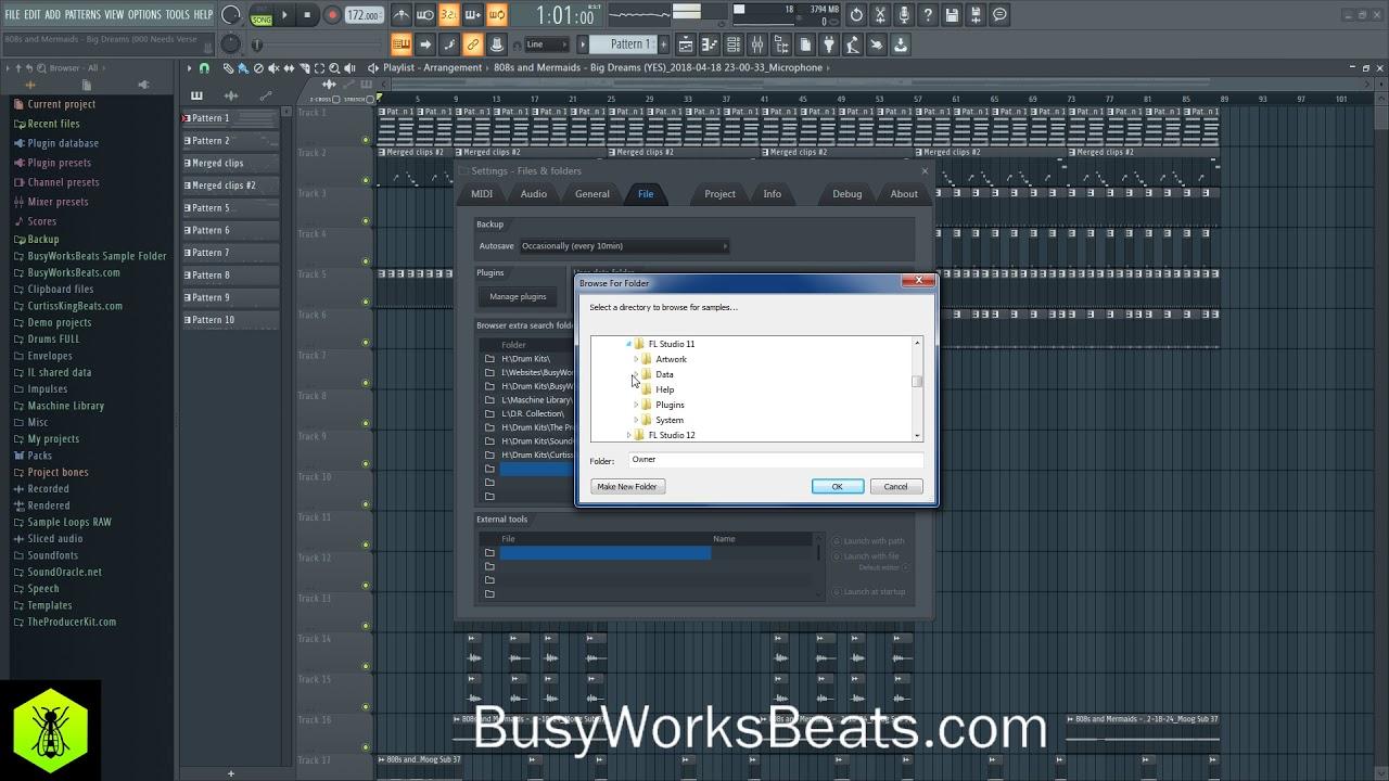 how to convert fl studio demo to full version
