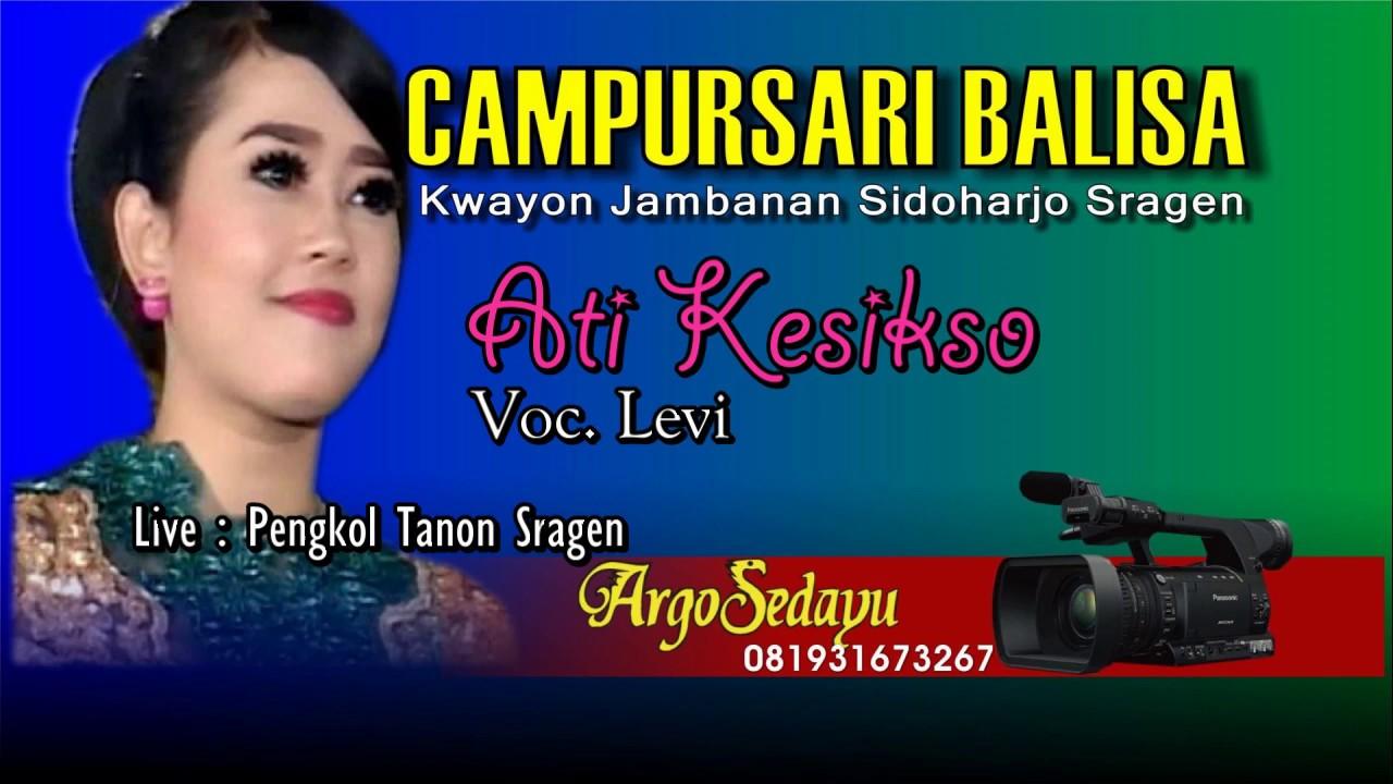 Lirik Lagu ATI KESIKSO Karawitan/Campursari - AnekaNews.net