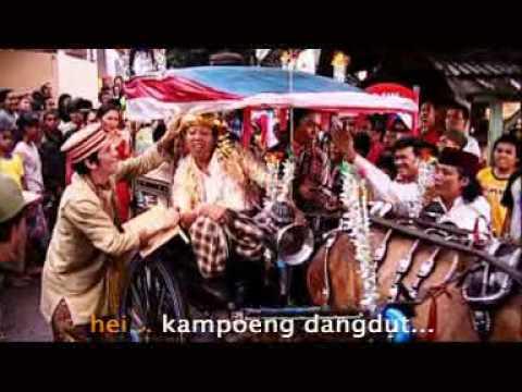Kampoeng Dangdut ( Rhoma Irama & Artis2 PAMMI )