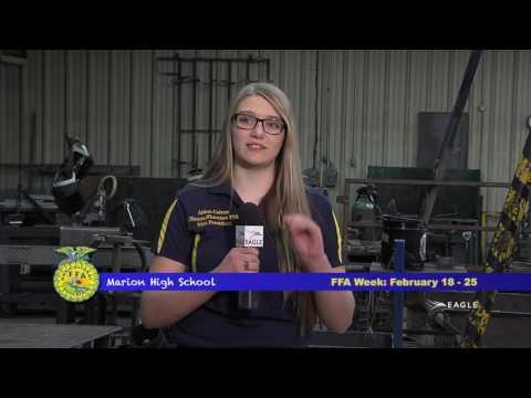 FFA Week: Marion KS High School