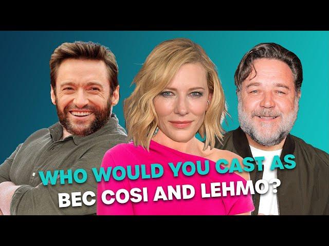 Casting Bec Cosi & Lehmo | SAFM