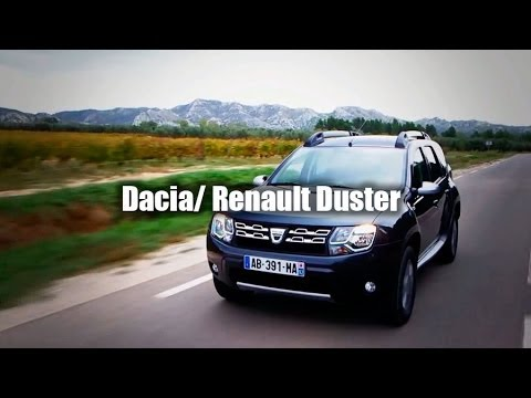 Заводим Рено Дастер в  30. Set up Ducia Duster  30.