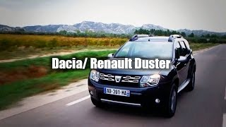 Дачия/ Рено Дастер 2013 (Dacia/ Renault Duster)/ Салон-тест