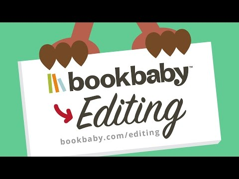 Professional book editing services