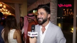 عبد الكريم حمدان يتحدث لسيدتي عن موعد زواجه