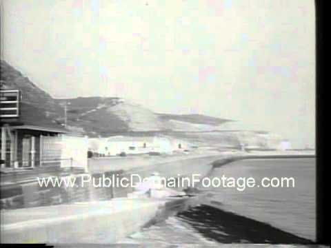 Shipping strike - work stoppage cripples all British ports 1966 archival newsreel footage