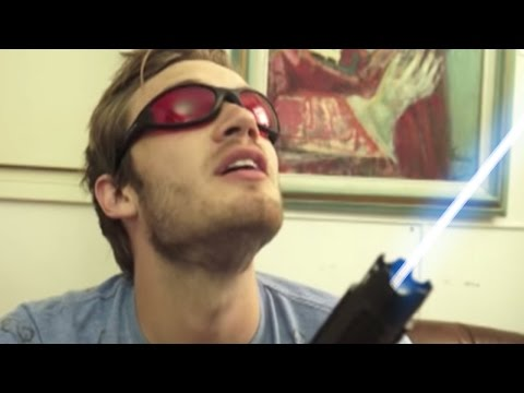 Thumbnail: The Worlds Most Powerful Handheld Laser! (5 Weird Stuff Online - Part 14)