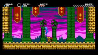 Shovel Knight - In the Halls of the Usurper [King Knight] (X1-Style)
