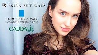 видео Косметика La Roche-Posay - линия Toleriane, очищающие средства.