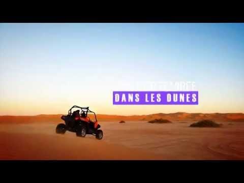 Sortie en Quad dans les dunes de Timimoun
