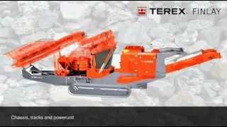 Конусная дробилка C-1540RS_Terex Finlay(Официальный дилер ЗАО