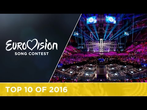 TOP 10: Most watched in 2016