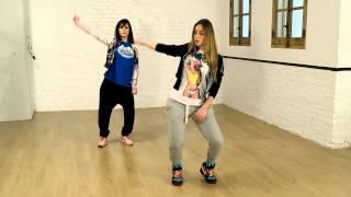 �������� ���� Aprende a bailar Dancehall paso a paso ������