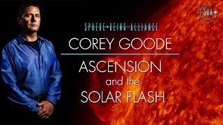 Solar Flash - Ascension or Full Circumference CME