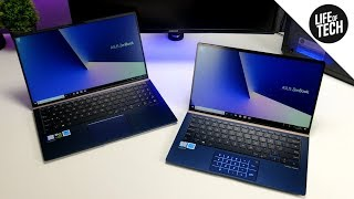 Awesome Compact Laptops - Asus Zenbook 14 & 15 (UX433FD & UX533FD) Impressions/Review 2019 | 4K