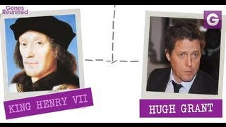Top 10 Unexpected Celebrity Ancestors